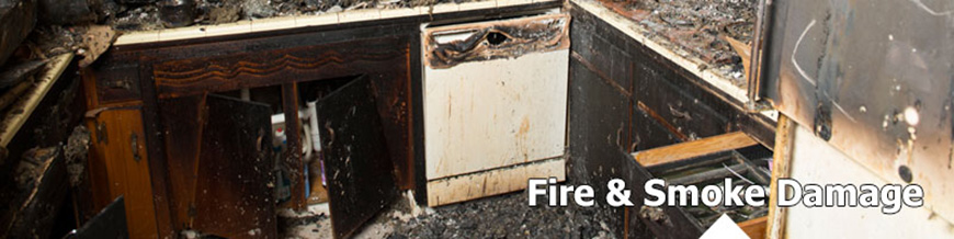 Fire and Smoke Damage Restoration Services in Texas and Oklahoma