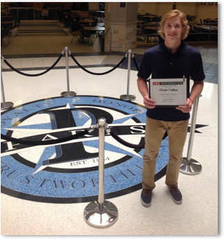 LMS Restoration Scholarship winner for 2015