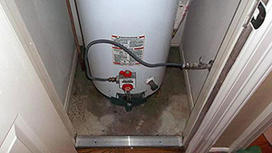 Water Heater Overflow Cleanup Services in Texas and Oklahoma